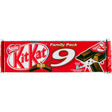 KIT KAT 2 Fingers MP (9×20,7g)