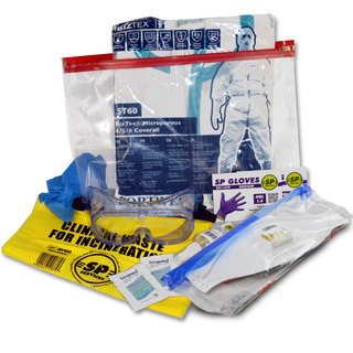 infection control Kit & Clothing